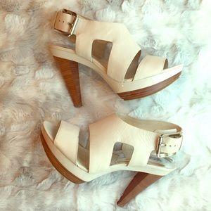Michael Kors Carla Platform Sandals